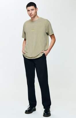 PacSun Black Chino Pants