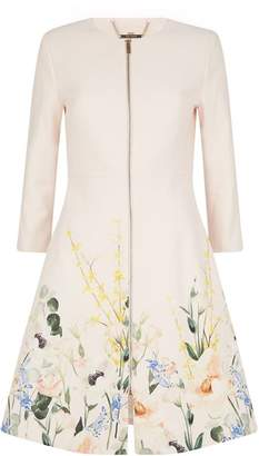 Ted Baker Luluuu Textured Coat