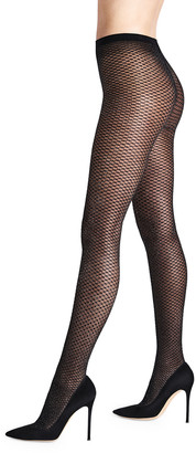Wolford Night Sparkle Net Tights