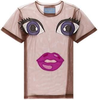 Viktor & Rolf Action Dolls motif T-shirt