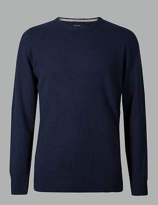 Marks and Spencer Pure Cashmere Crew Neck Jumper