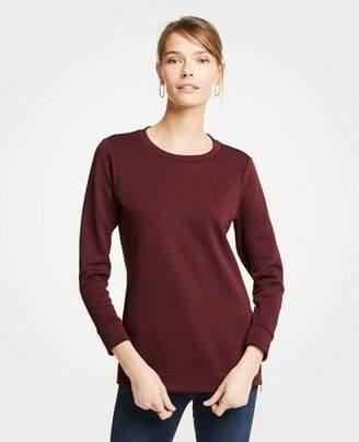 Ann Taylor Side Zip Sweatshirt