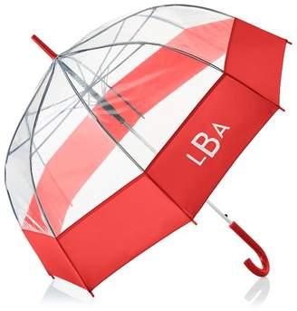 Mark And Graham Bubble Umbrella, Red