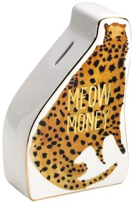 Rosanna Be Wild Meow Money Cheetah Bank