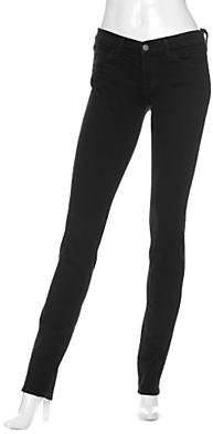 J Brand 942 Jett Black Jeans