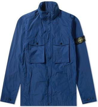 Stone Island Micro Reps Zip Pocket Jacket