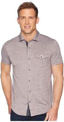 Prana Stroud Short Sleeve Men's Clothing