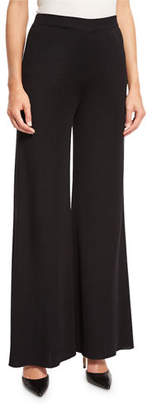Misook Fit & Knit Palazzo Pants, Plus Size