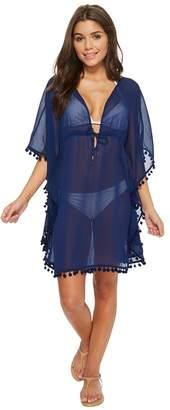 Bleu Rod Beattie Gypset Caftan Cover-Up Women's Swimwear