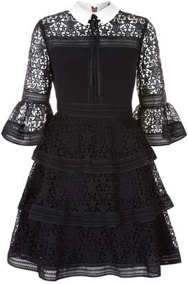 Ted Baker Starh Lace Dress