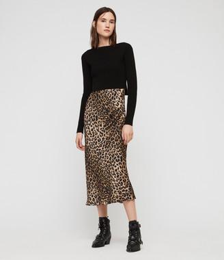 AllSaints Hera Leppo Dress