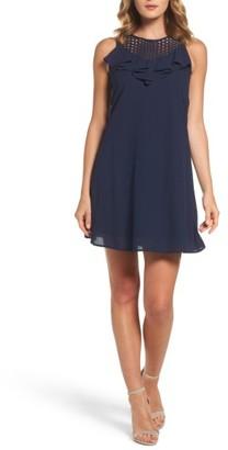 Women's Gabby Skye Trapeze Dress $98 thestylecure.com