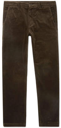 Karl Lagerfeld NN07 Slim-Fit Stretch-Cotton Corduroy Trousers