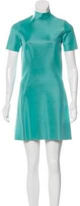 Lisa Marie Fernandez Neoprene A-Line Dress
