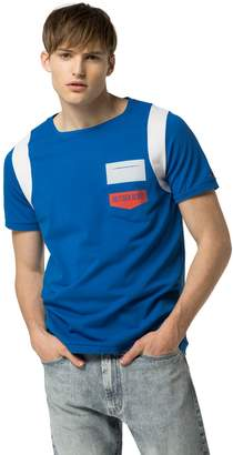 Tommy Hilfiger Contrast Pique Tee