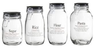 Mercury Row 4-Piece Weymouth Jar Set