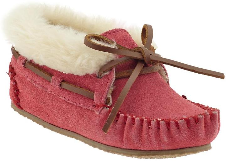 Minnetonka Moccasin Charley Bootie (Infant/Toddler/Youth)
