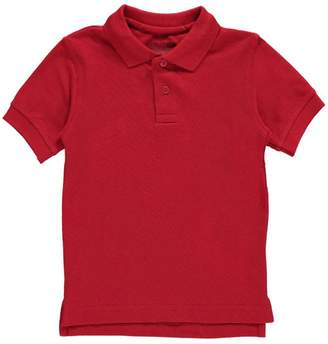Nautica Little Boys' Toddler School Uniform Pique Polo