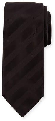 Brioni Ribbon Striped Silk Tie
