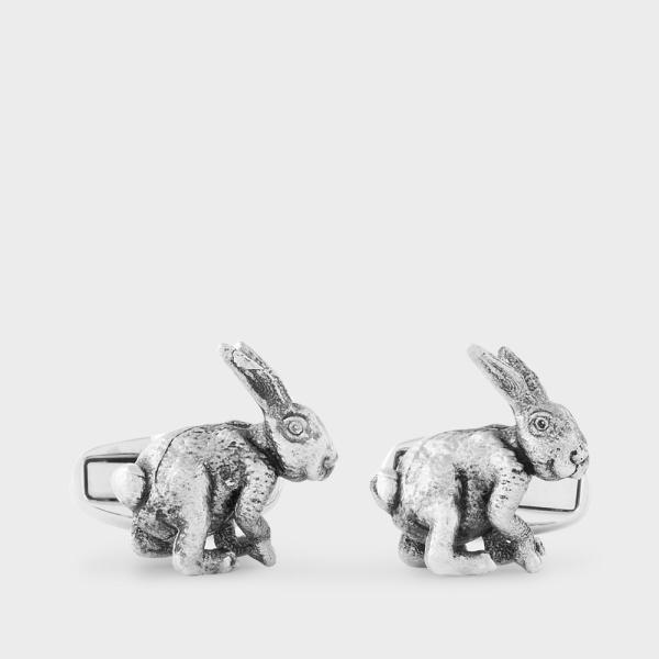 Paul SmithMen's Rabbit Cufflinks
