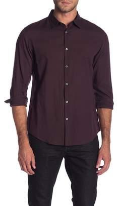 John Varvatos Mayfield Solid Slim Fit Shirt
