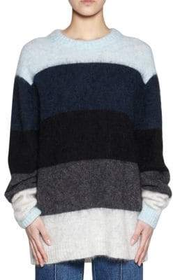 Acne Studios Oversized Stripe Sweater