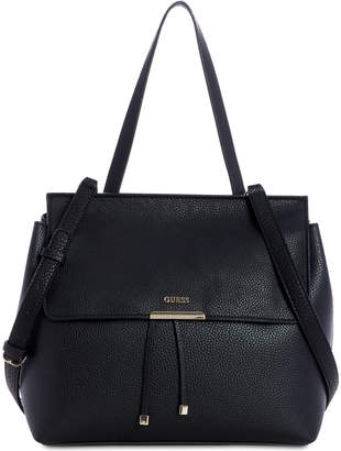 GUESS Varsity Pop Top-Handle Satchel 74ee47d19477e