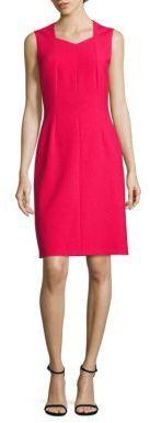 BOSS Dilunea A-Line Dress $545 thestylecure.com