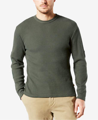 Dockers Waffle-Knit Sweater