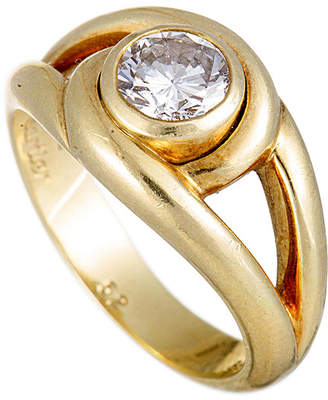Cartier Heritage  18K 0.85 Ct. Tw. Diamond Ring