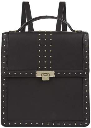 Harrods Larch Studded Backpack