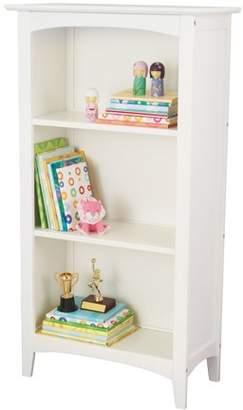 Kid Kraft Kids Bookshelf, Wooden 3-Tier, Multiple Colors
