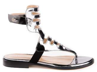 Formentini Perla Amedea Leather Sandal