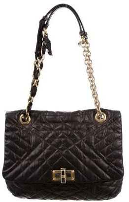 Lanvin Quilted Happy Bag $545 thestylecure.com
