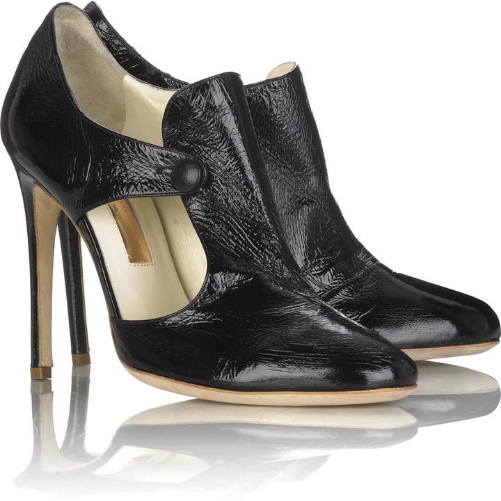 Rupert Sanderson Condor shoe boots