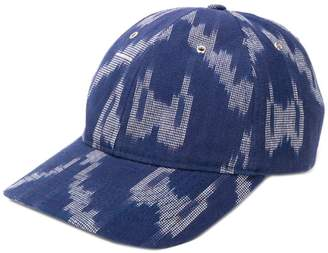 YMC printed baseball cap