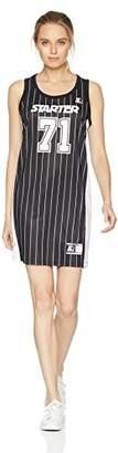 Starter Women's Basketball Jersey Tunic Dress