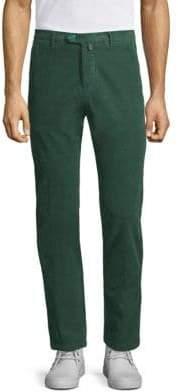Kiton Cashmere Corduroy Pants