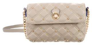 Marc Jacobs Quilted Studded Crossbody Bag