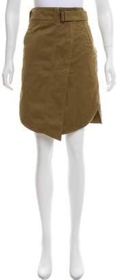 Isabel Marant Belted Wrap Skirt