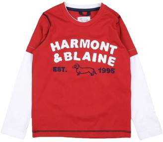 Harmont & Blaine T-shirts - Item 37992210OJ
