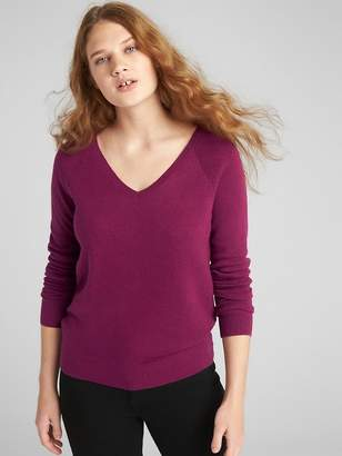 Gap V-Neck Pullover Sweater