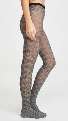 Wolford Granular Poison Tights