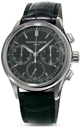 Frederique Constant Flyback Chronograph Manufacture, 42mm