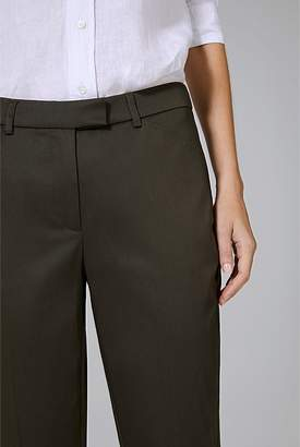 Country Road Crop Cotton Sateen Pant