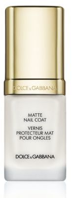 Dolce & Gabbana True Matte Coat/0.33 oz. $27.50 thestylecure.com