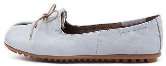 Django & Juliette New Ballad Blue Womens Shoes Casual Shoes Flat