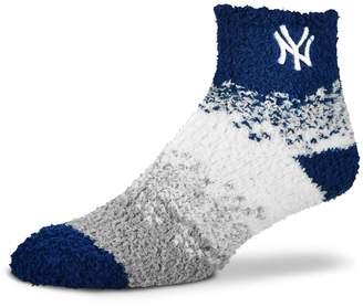 For Bare Feet Women's New York Yankees Marquee Sleep Socks