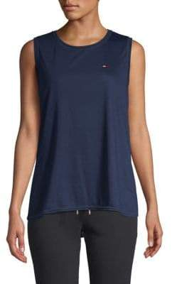 Tommy Hilfiger Sleeveless Hi-Lo Top