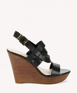 Sole Society Jenny Platform Wedge Sandal